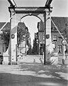 bathbrug op de mient met inkijk fnidsen - alkmaar - 20005658 - rce