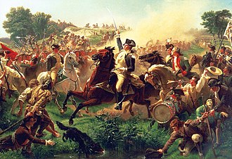1778 in the United States - June 28: Battle of Monmouth