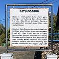 Batu Popaua sign.jpg