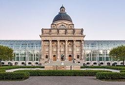 Bayerische Staatskanzlei Munich 2014 02