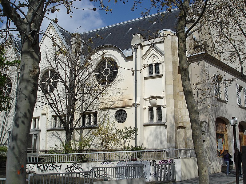 Archivo: Bd Blanqui-Eglise Ste-Rosalie.JPG