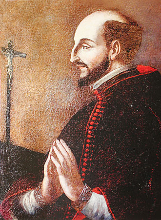 Antonio Franco (blessed) - Image: Beato Antonio Franco
