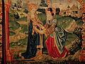 Beaune, Collégiale Notre-Dame, Tapisseries de la Vierge 009.JPG