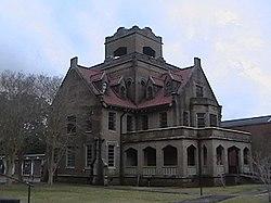 Beauregard Parish Jail - WikiVisually