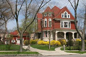 Beeson House and Coach House - Beeson House and Coach House