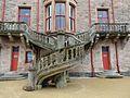 Belfast Castle stairs 01.jpg