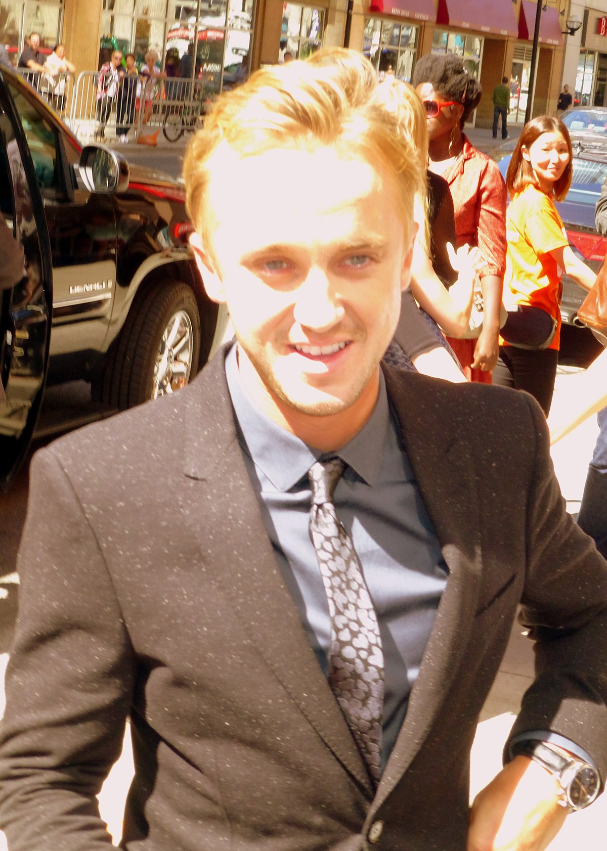 Tom Felton Wikipedia Bahasa Indonesia Ensiklopedia Bebas