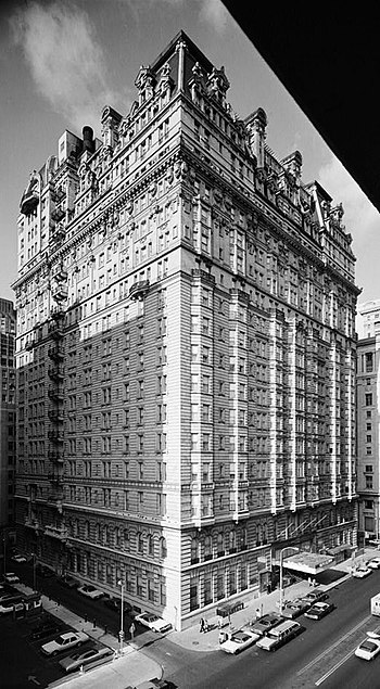 The Bellevue-Stratford Hotel