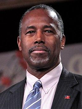 Carson in 2015