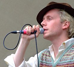 Ben Hudson -Mr Hudson and The Library -July 2007 (2).jpg