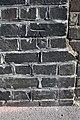 Benchmark on Hough Lane railway bridge - geograph.org.uk - 2628508.jpg