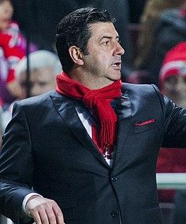 Rui Vitória Portuguese footballer and manager