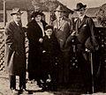 Benjamin B. Hampton, Kathleen Norris, Harry Leon Wilson, Charles Gilman Norris - Jun 1920 EH.jpg