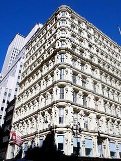 Bennett Building (New York City) Historic building in Manhattan, New York