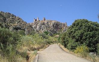 Benquerencia de la Serena - Benquerencia castle