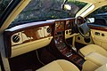 Bentley Continental R interior 1996.jpg