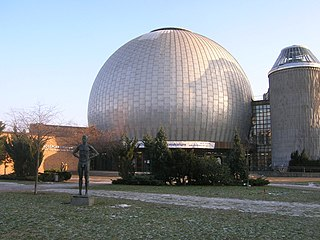 Zeiss Major Planetarium planetarium in Prenzlauer Berg, Berlin, Germany