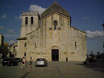 Monasterio de Sant Pere de Besalú