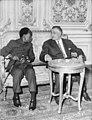 Bespreking Nhrumah-Nasser over Vietnam te Cairo, Bestanddeelnr 918-8345.jpg