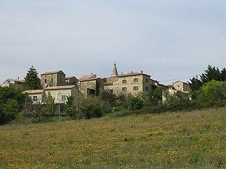 Bessas - A general view of Bessas