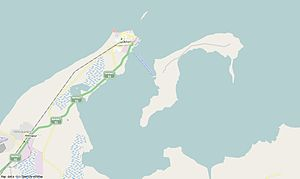 Okha, India - Map of Okha in Gujarat, India