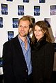 Beyond the Pole Director David L Williams and Helen Baxendale.jpg