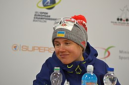 Anastasija merku yna wikipedia for Xxiii giochi olimpici invernali di pyeongchang medaglie per paese