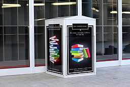 Bibliobox ESF MU Brno