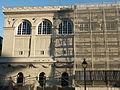 Bibliothèque Sainte-Geneviève, restauration de la façade (2007-2008).jpg