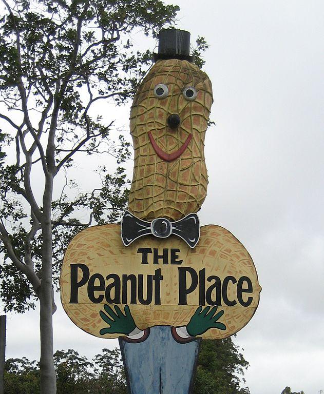 The Peanut Place in Tolga