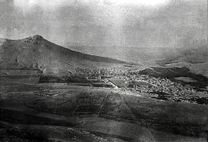 Bijar - Bijar in the First World War