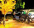 Bike Arc - Umbrella Arc - Lot R - Palo Alto.JPG