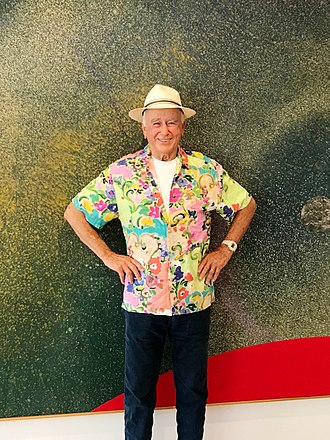 Billy Al Bengston - Image: Billy Al Bengston portrait 2017