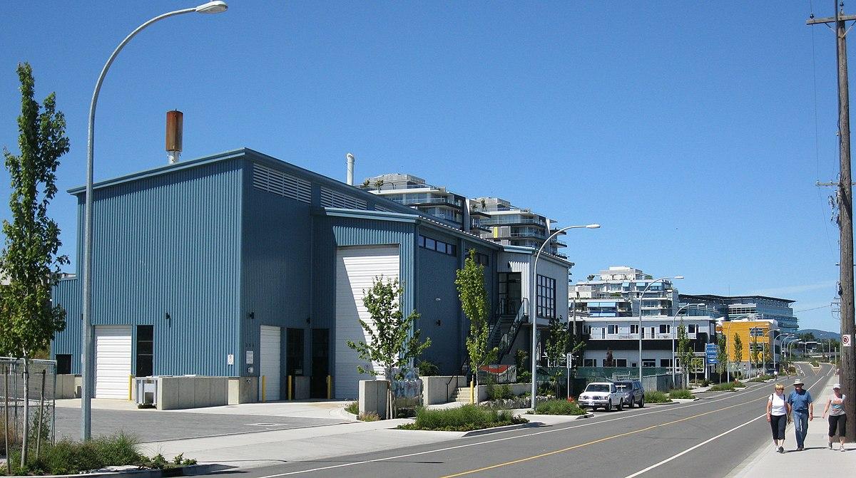 Dockside Green Wikipedia