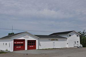 Birchy Bay - Image: Birchy Bay NL Community Hall