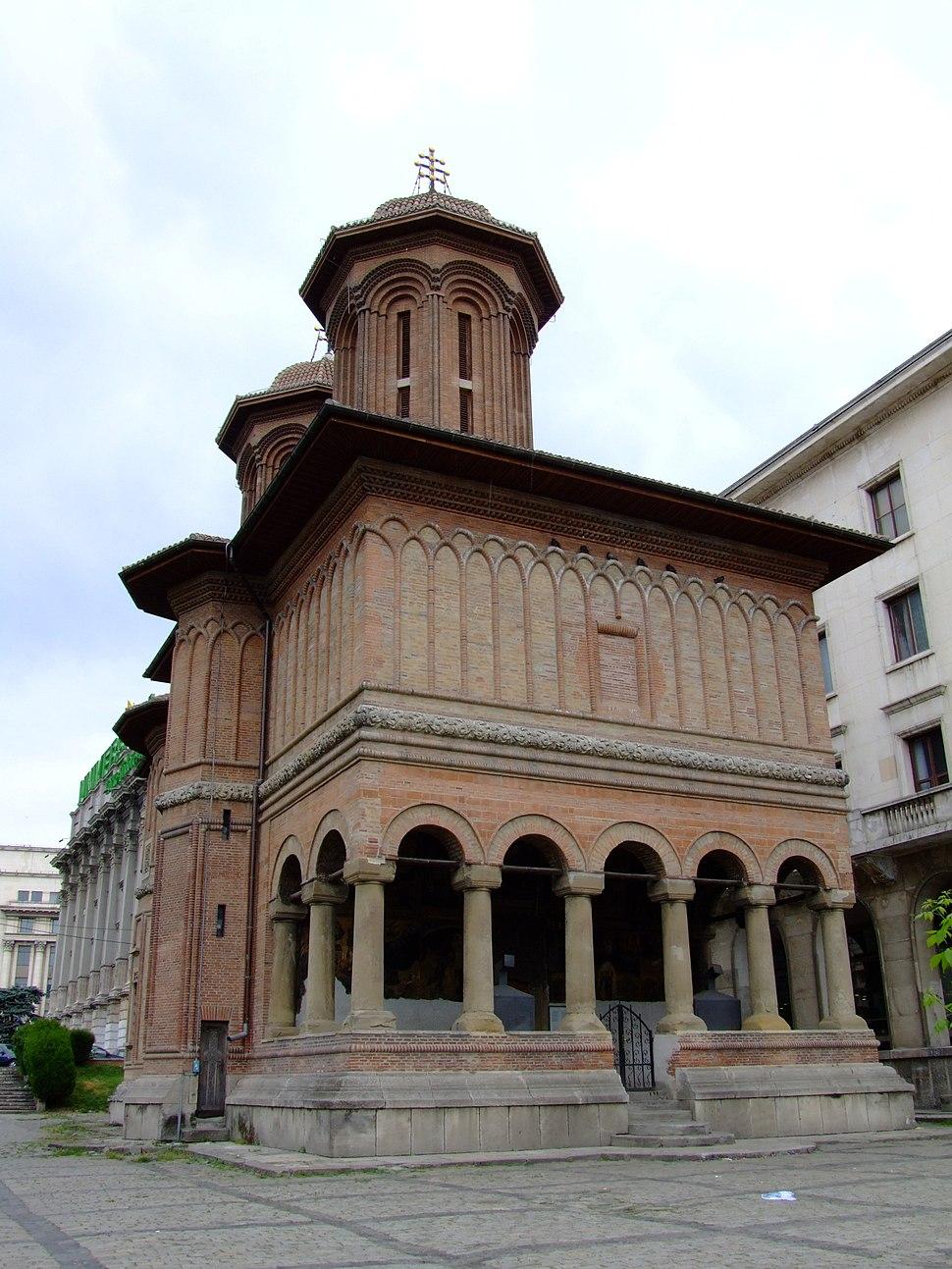 Biserica Kretzulescu 2006 05