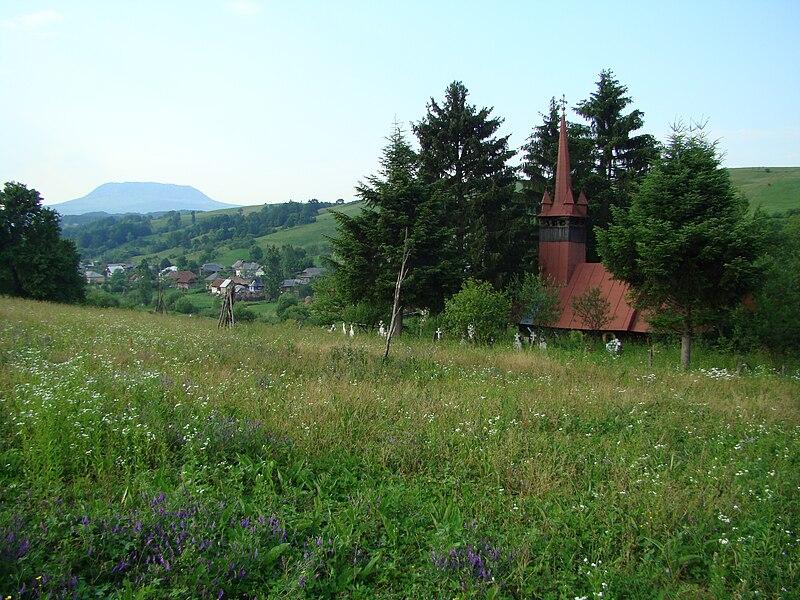Fájl:Biserica de lemn din Dumbrava, Maramures (25).JPG