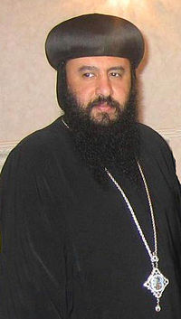 His Grace, Bishop Angaelos