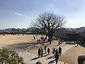 Bizenmaru of Himeji Castle from entrance of Tenshu.jpg