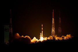 Bjs2135 PSLV C42 lifting off from First Launch Pad.jpg