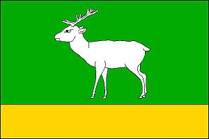 Blažkov (Žďár nad Sázavou District) - Image: Blažkov vlajka