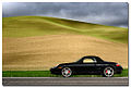 Black Porsche 986 Boxster in Whitman County, Washington, USA - Weekend Getaway.jpg