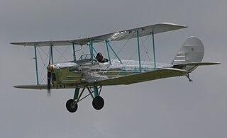 Blackburn B-2 aircraft