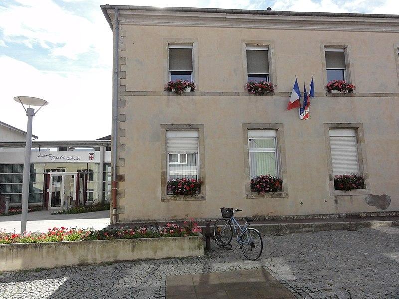 Blainville-sur-l'Eau (M-et-M) mairie