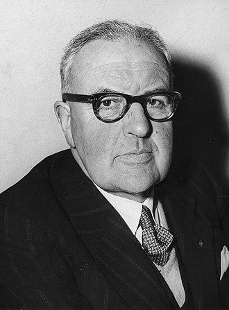 Blair Tennent - Blair Tennent in 1954