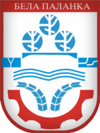 Coat of arms of Bela Palanka