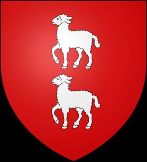 Lectoure - Image: Blason ville fr Lectoure (Gers)