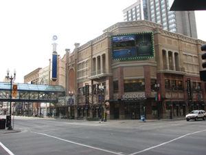 Mayo Clinic Square - Block E in 2007