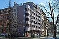 Block of flats, 16 Retoryka street, Kraków, Poland.jpg
