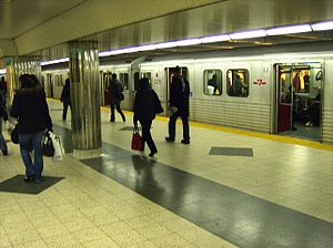 Subways North of Steeles